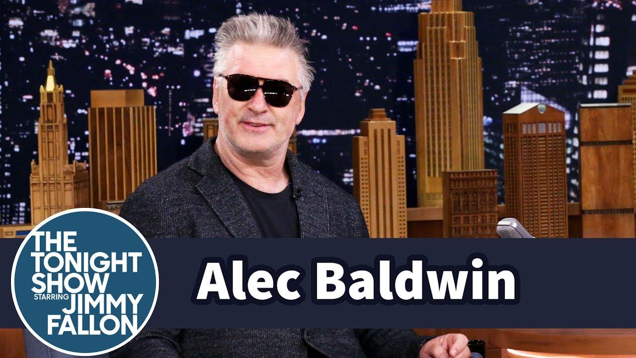 Alec Baldwin Teaches His Daughter His Donald Trump Impression thumbnail