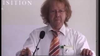 Kongress Wissenschaft und Spiritualität Prof  Bucher