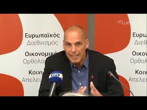 Ο Δρόμος προς την Κάλπη – Διακαναλική συνέντευξη του κόμματος 'ΜέΡΑ 25΄ | 21/05/2019 | ΕΡΤ