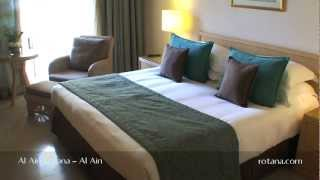 preview picture of video 'Rooms, Suites and Apartments @ Al Ain Rotana, in Al Ain, Abu Dhabi, United Arab Emirates'