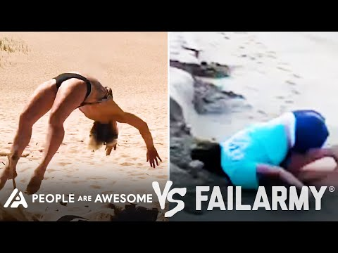 Epic Backflip Wins Vs. Fails & More!   People Are Awesome Vs. FailArmy