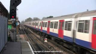 preview picture of video '2011 - 'A Stock' on the Chesham Branch'