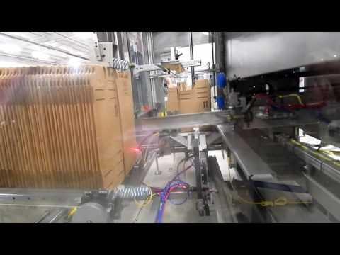 Formadora de cajas con Hot Melt 2-EZ HM 13 cpm
