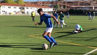 CF Campo Real 3 – 0 Cadete Masculino