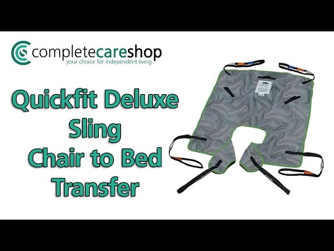 Demonstration of the Oxford Quickfit Deluxe Sling