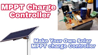 mppt solar charge controller circuit diagram pdf