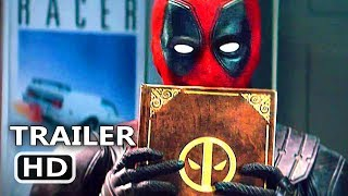 ONCE UPON A DEADPOOL Official Trailer (2018) Christmas Superhero Movie HD