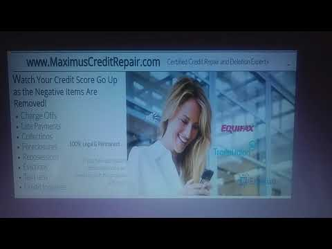 Remove All Negative Information From Your Credit Report Legally & Permanently