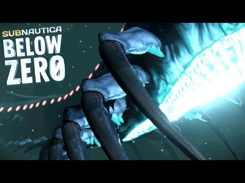 How Can We Survive This? The Leviathans Are Changing and I Regret Everything - Subnautica Below Zero