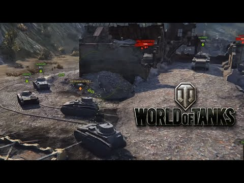 [GEJMR] World of Tanks - Letsplay Cz/Sk