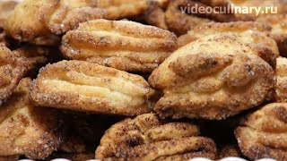 Творожное печенье - Рецепт Бабушки Эммы
