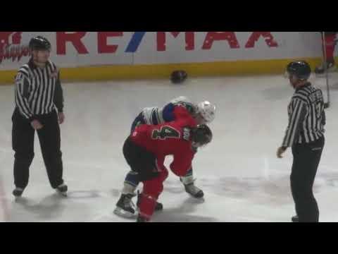 Jett Woo vs. Tanner Nagel