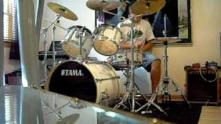 Spin Doctors-Pretty Baby drum cover