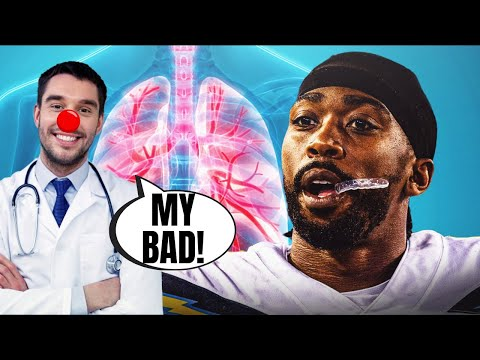 Chargers Team Doctor PUNCTURED Tyrod Taylor's Lung Minutes Before Chiefs Game!
