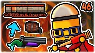 Siren Sidearm Synergy | Part 46 | Let's Play: Enter the Gungeon Advanced Gungeons and Draguns
