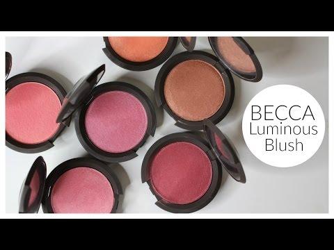 Luminous Blush by BECCA #4