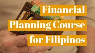 Financial Planning Course For Filipinos