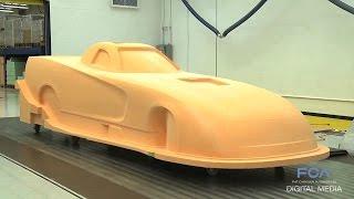 Mopar Dodge Charger NHRA Funny Car | Body Build