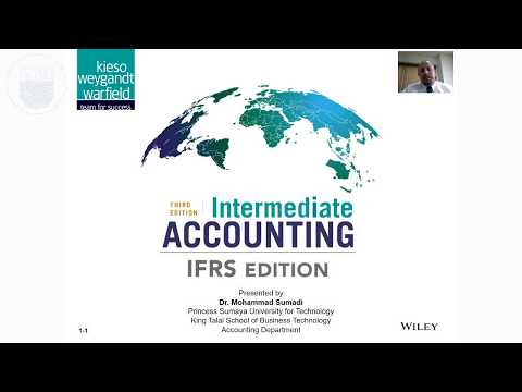 Intermediate Accounting - Chapter 1 Part 1 - YouTube