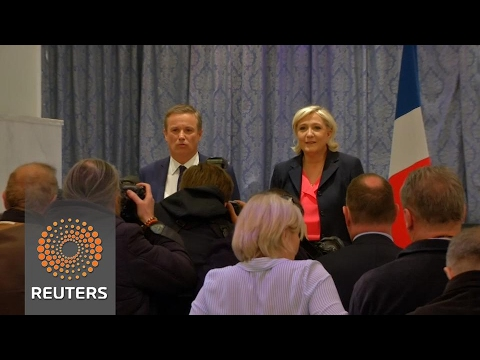 French presidential hopeful Le Pen names nationalist as prime minister