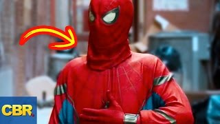 10 Secrets Behind Popular Superhero Costumes
