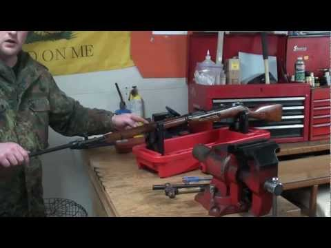 Bayonet won't Fit your Mosin? Here's the best way to get a perfect fit...