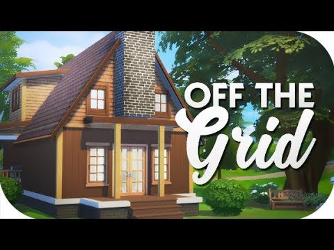 THE SIMS 4 // OFF THE GRID — LIVING OFF THE LAND