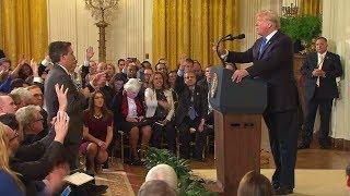 RICHTER VERFÜGT: CNN-Reporter darf vorerst wieder ins Weiße Haus