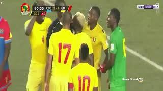 rdc vs Guinée 3 1 tous les buts Résumé rd congo vs Guinée 11 11 2017