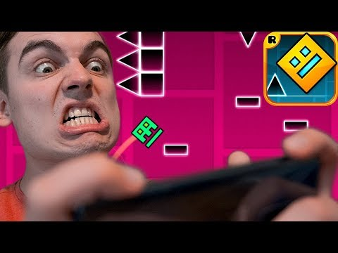 Nezničit mobil CHALLENGE-Geometry Dash