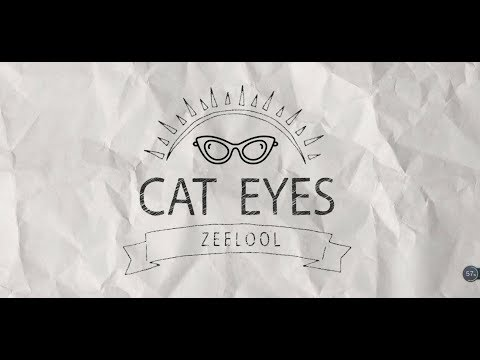 The Most Fashionable Cat Eye Glasses // Zeelool