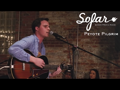 Peyote Pilgrim - City Murder | Sofar Washington, DC