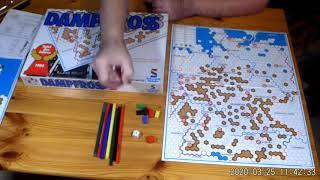 Dampfross - Spiel des Jahres 1984