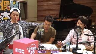 radio star super junior eng sub - TH-Clip