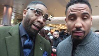 SPENCER FEARON DROPS 'THE KNOWLEDGE' ON P4P KING ANDRE WARD - DISCUSS POTENTIAL KOVALEV REMATCH