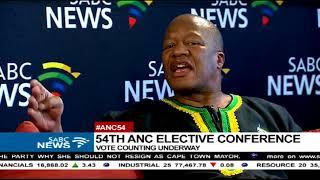 Jackson Mthembu confident Ramaphosa will be ANC President