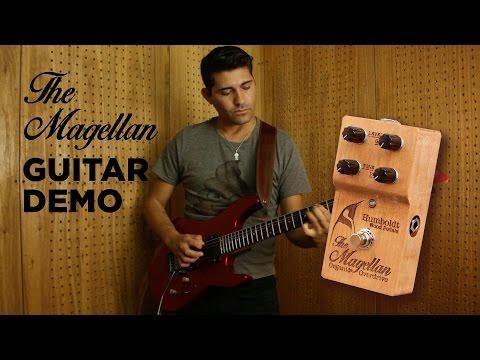 The Magellan 2017 Demo with Oscar Sagredo