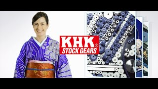 Advantages of KHK Stock Gears