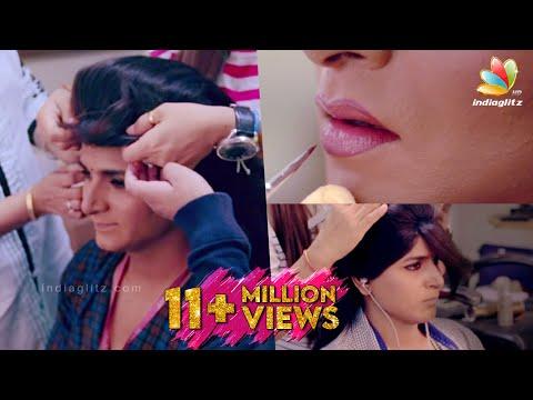 Making of Remo - Sivakarthikeyan transforms into a Woman | Sivakarthikeyan, Keerthi Suresh