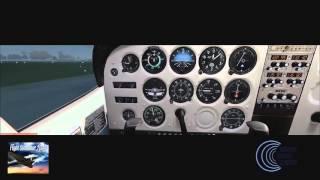 Cessna 172 Skyhawk II Continental sound. ( WIP )