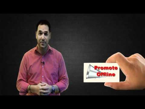 5 Ways To Promote Your Website Offline
