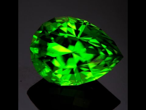 Peridot from Pakistan 5.36 Carats