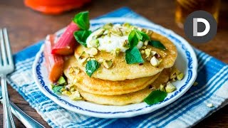 The Best Dairy Free Pancakes!