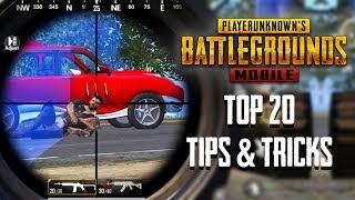 Top 20 Tips & Tricks in PUBG Mobile | Ultimate Guide To Become a Pro #10