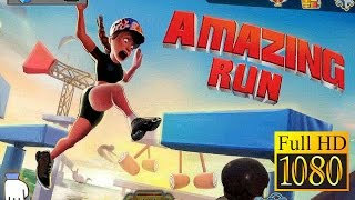 Amazing Run 3D Game Review 1080P Official Words MobileSports 2016