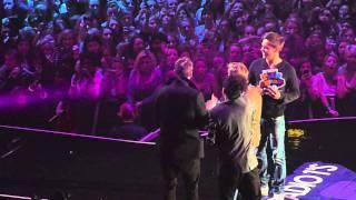 Том Фелтон, Tom Felton and Matthew Lewis - BBC Radio 1 Teen Awards
