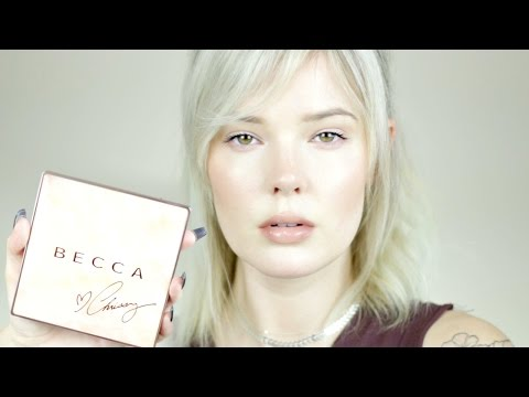 Becca x Chrissy Teigen Glow Face Palette by BECCA #9