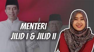 WOW TODAY: Prediksi Menteri Jilid I yang Akan Bertahan hingga Jilid II