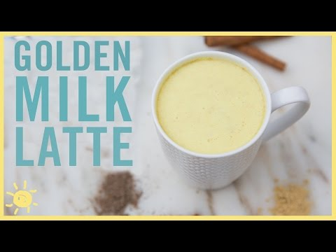 EAT | Golden Milk Turmeric Tea Latte