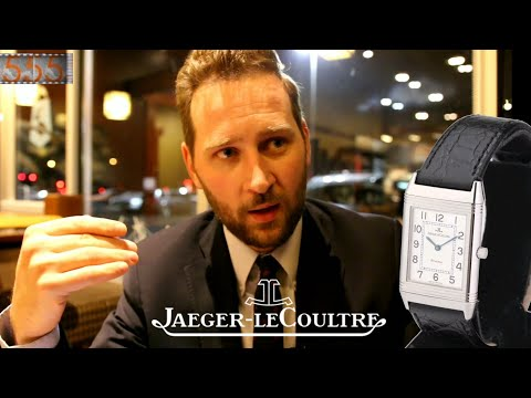 JLC Grails: 3 Jaeger LeCoultre Wristwatches: Memovox, Reverso, Master UltraThin Watches | 555 Gear